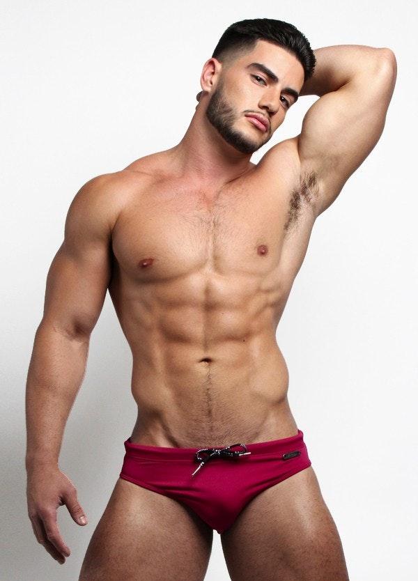 Javier Valdes's Model portfolio