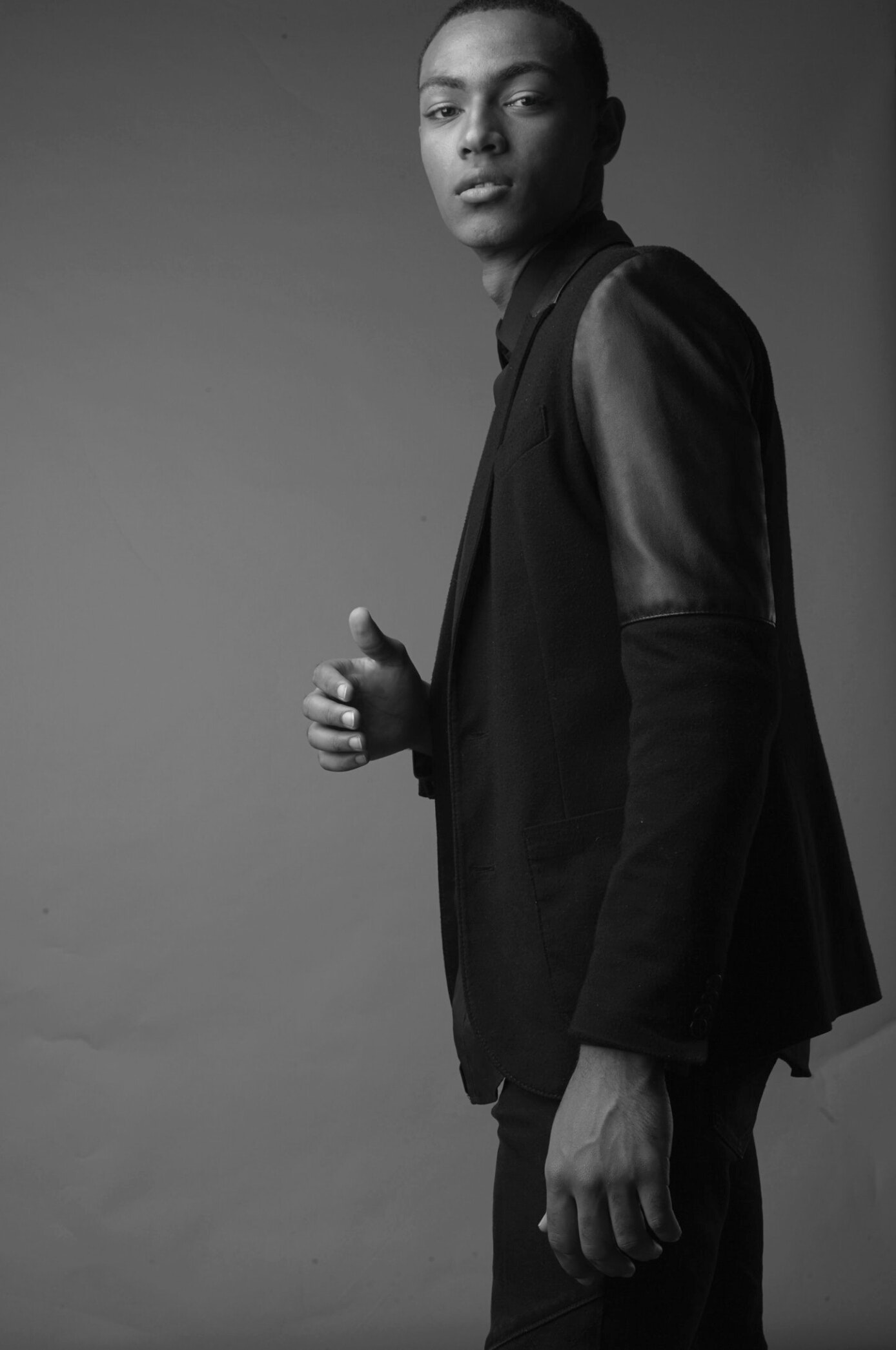 Christopher Cato's Model portfolio