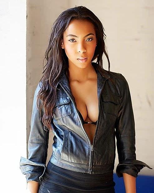 Alanna Reece's Model portfolio