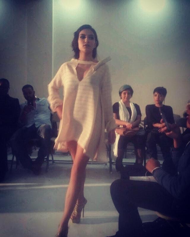 Delila Matara's Model portfolio