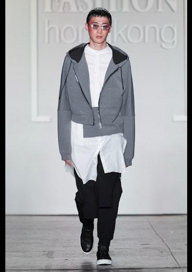 Fashion Hong Kong Harrison Wong F/W18