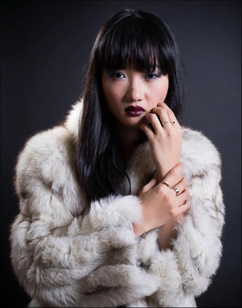 Vivian Cooper's Model portfolio