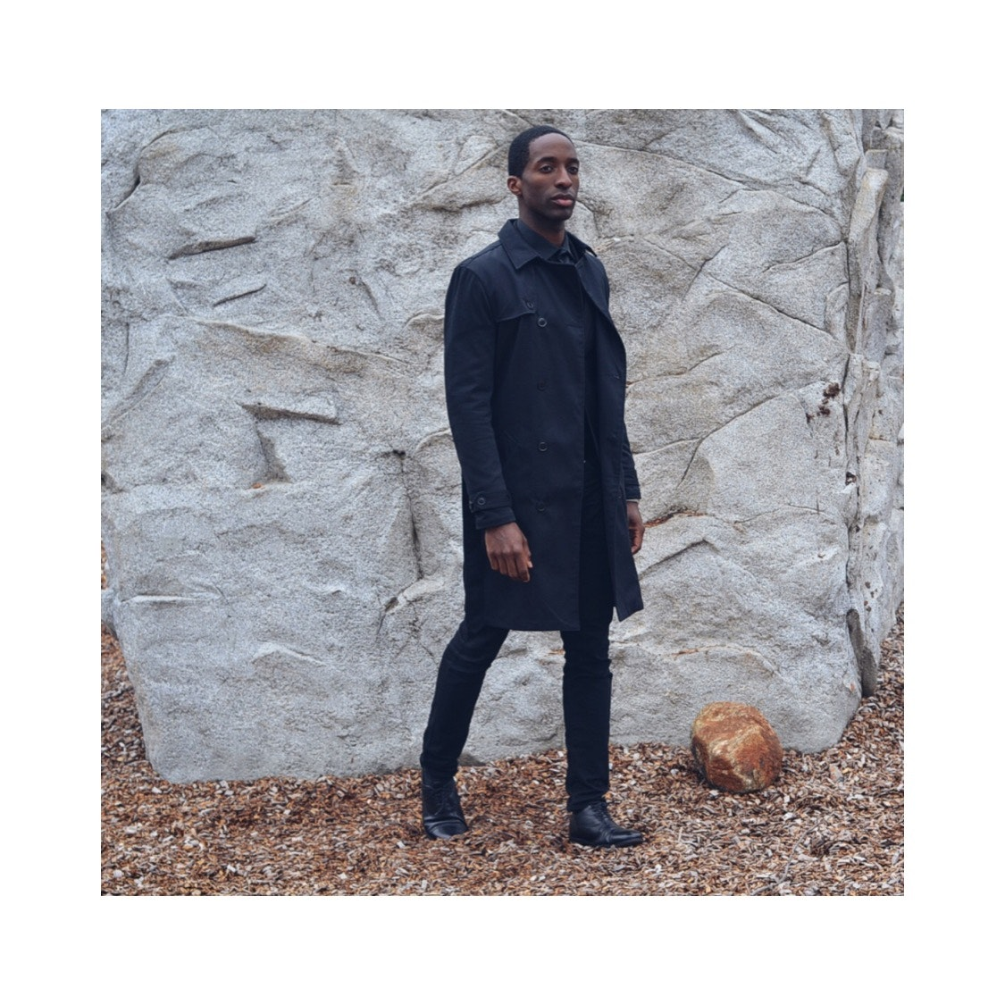 Marcus Stan Greene's Model portfolio