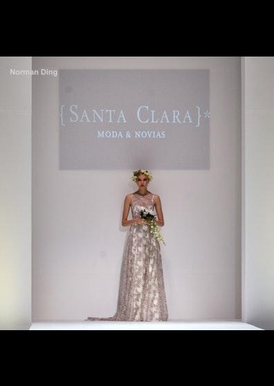 Santa Clara at Style Fashion Week during NYFW 2016