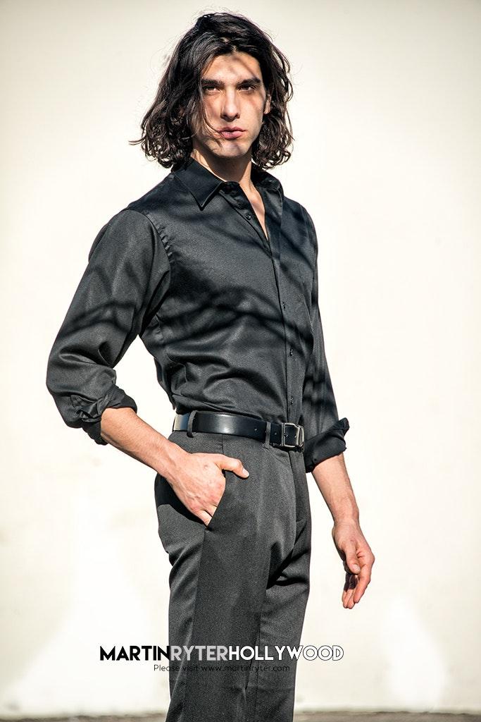 henry thomas garibay's Model portfolio