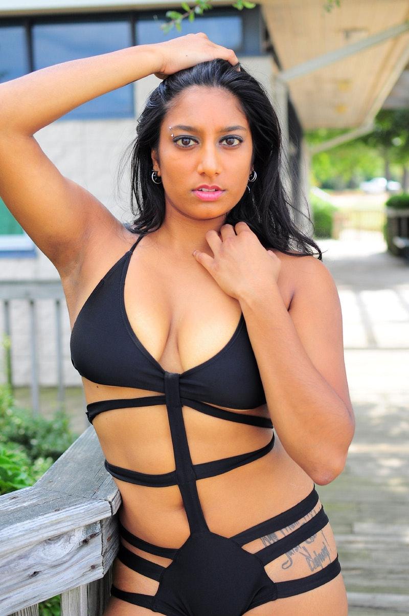 Komal Smruti's Model portfolio