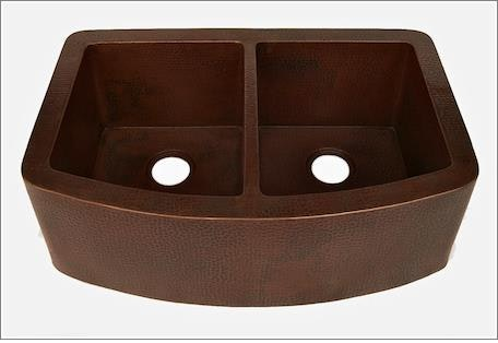 Buy Farmhouse Copper Sinks Product
