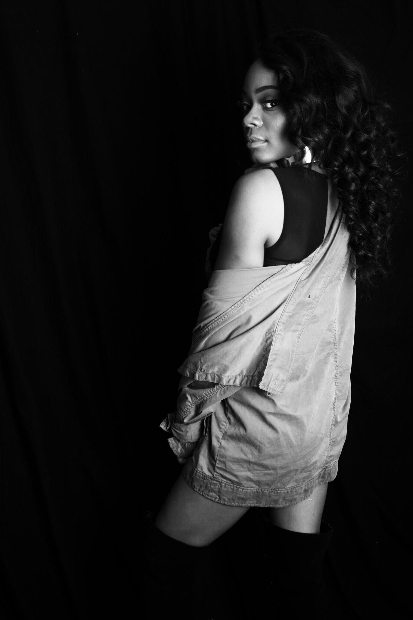 Sarah cherisien's Model portfolio