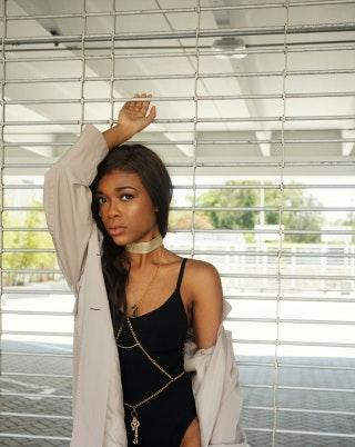 Blu Godfrey's Model portfolio