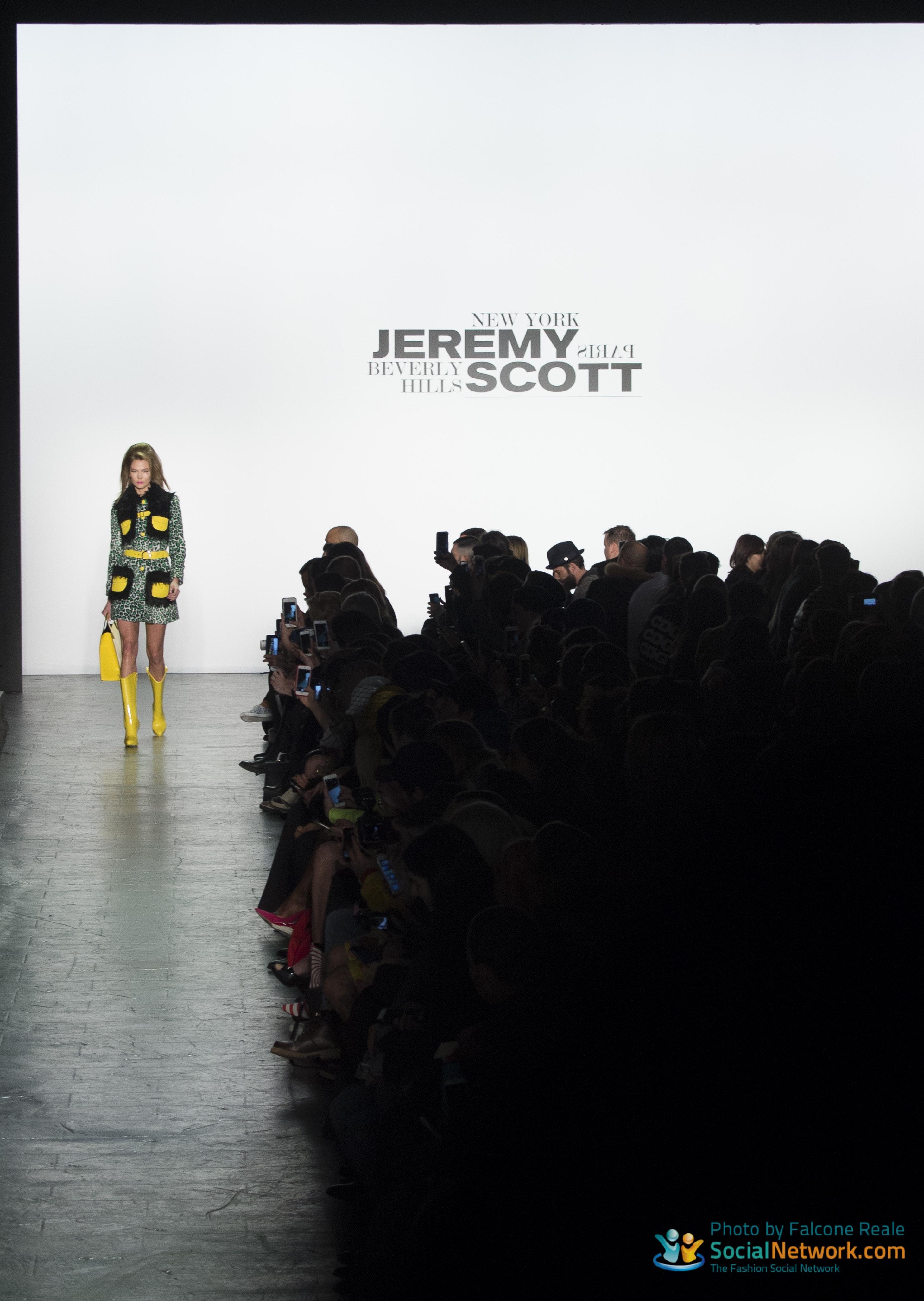 Jeremy Scott 2016 A/W