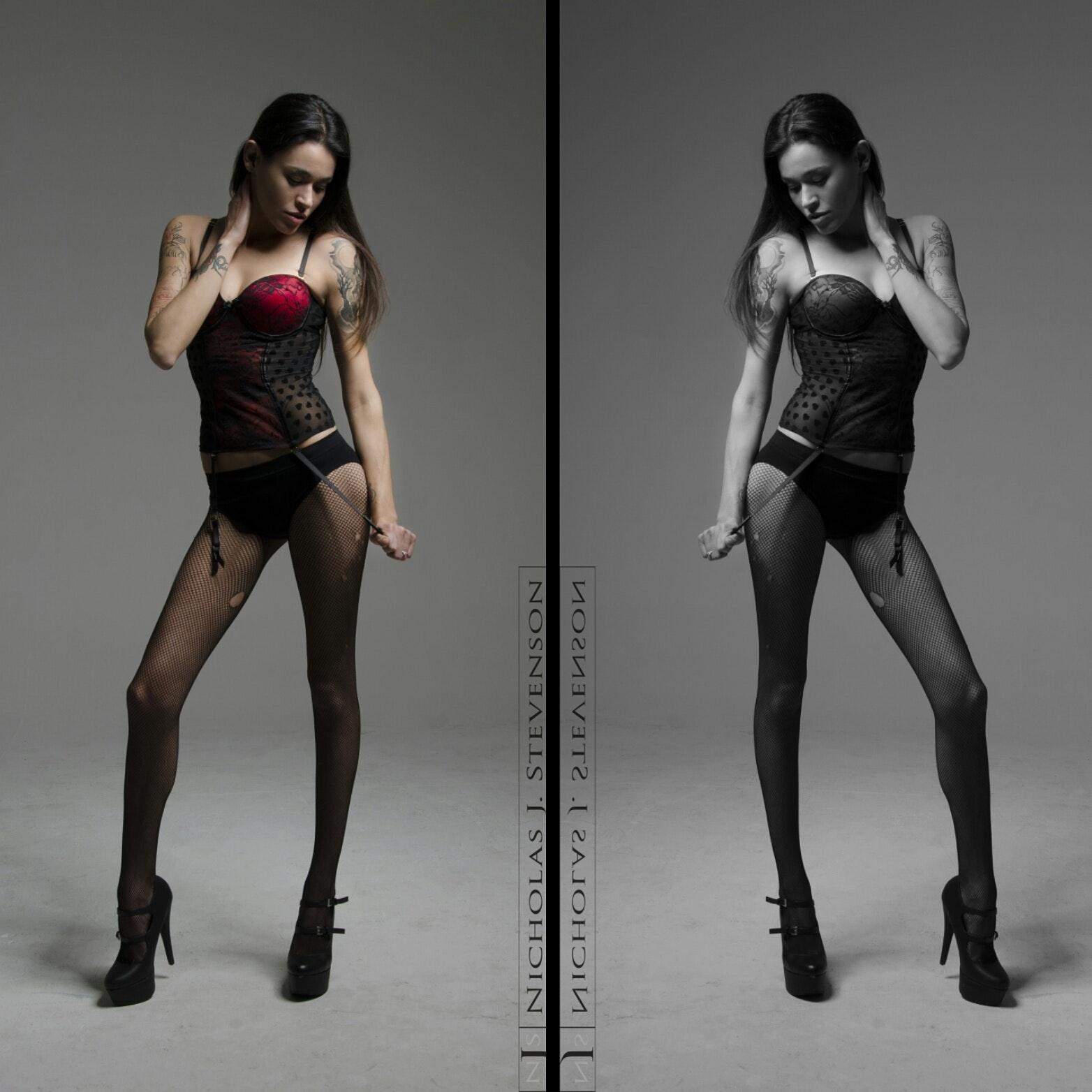 Cat Lopez's Model portfolio