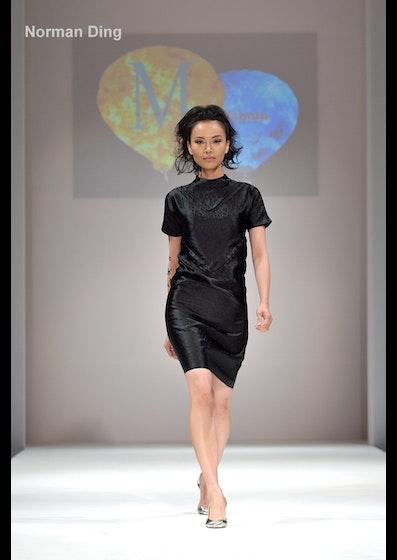 Malan Breton at Style Fashion Week ss2016
