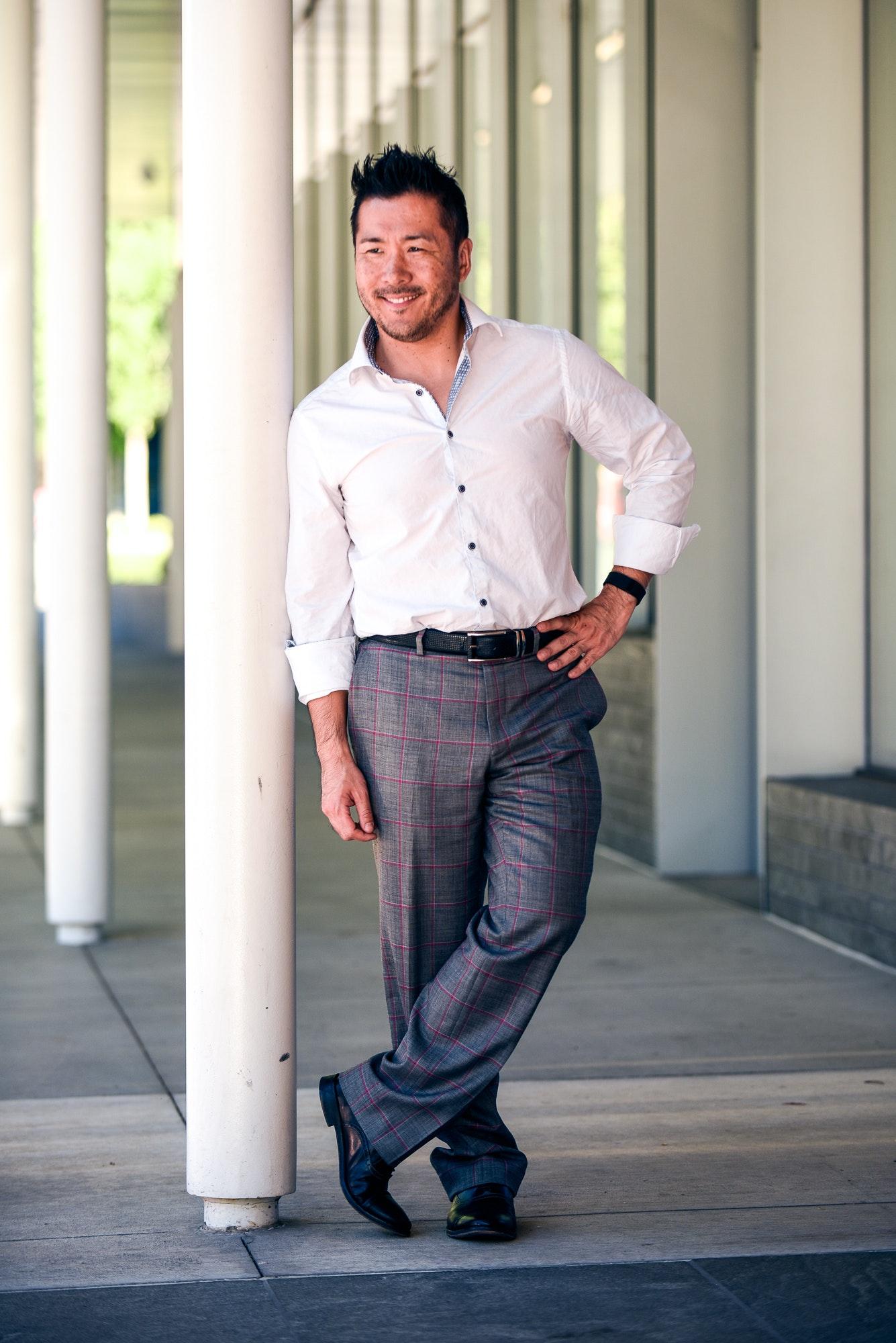 Scott Adam Kaveny's Model portfolio