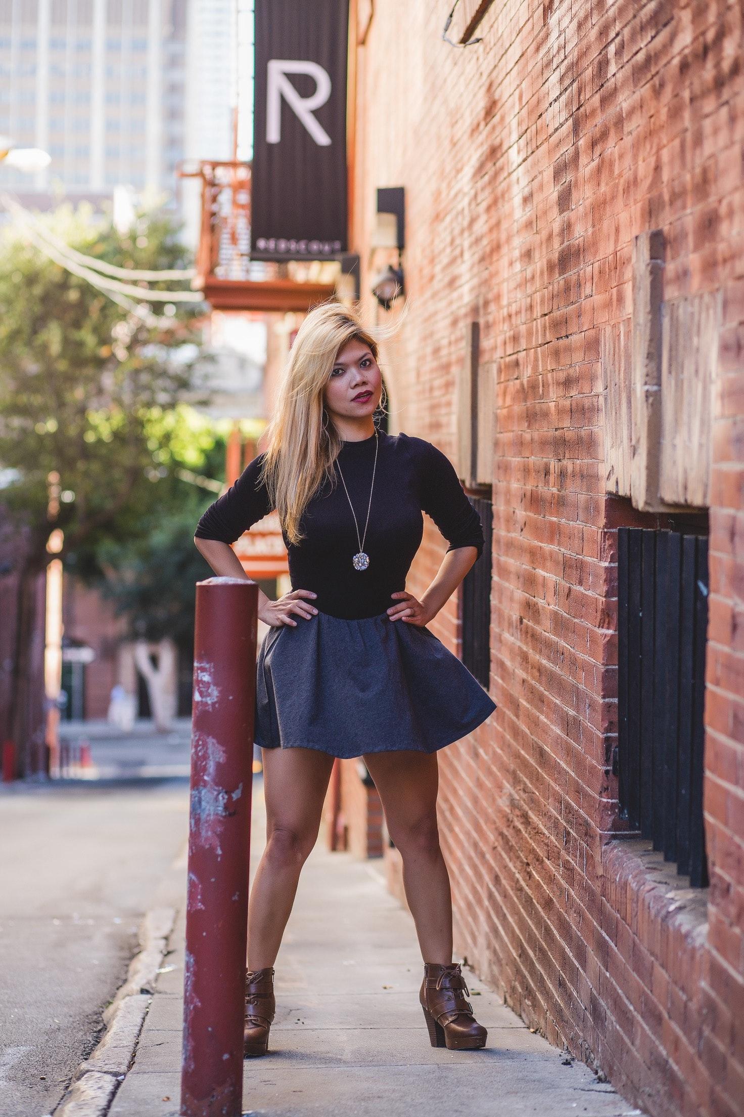 Roselle Angel's Model portfolio