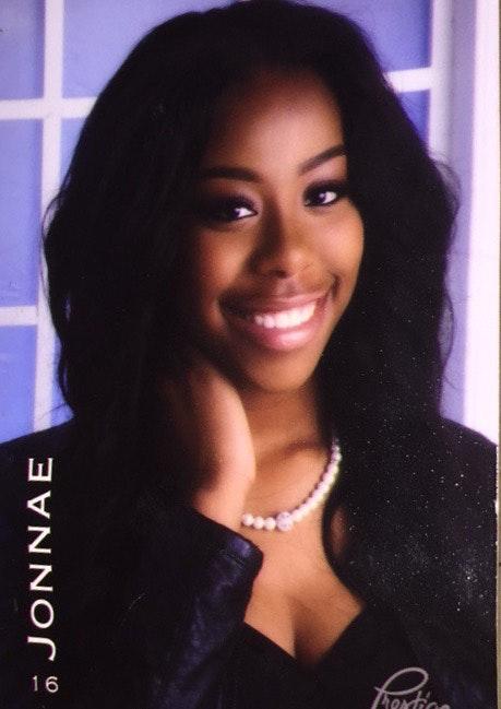 Jonnae's Model portfolio