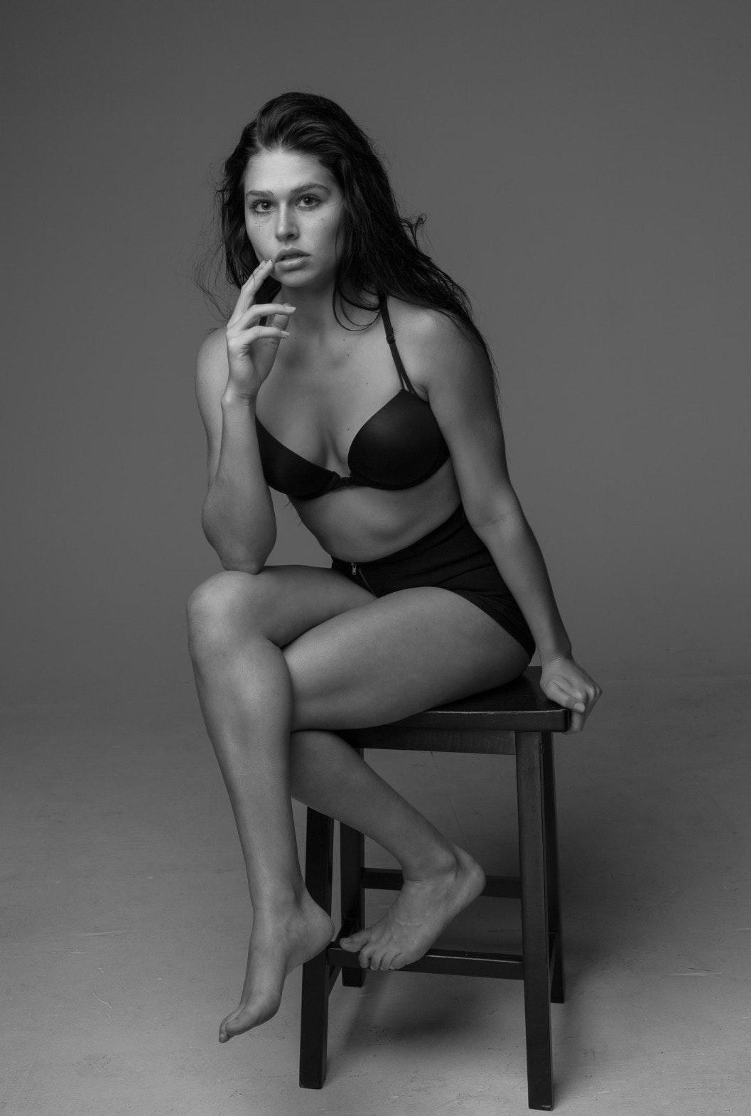 Alexandra lee's Model portfolio