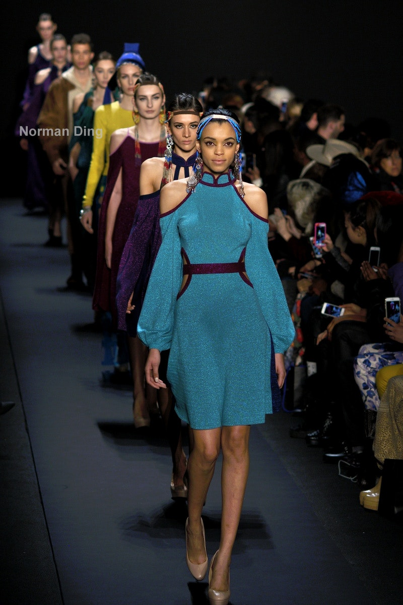 Mongol at MBFW
