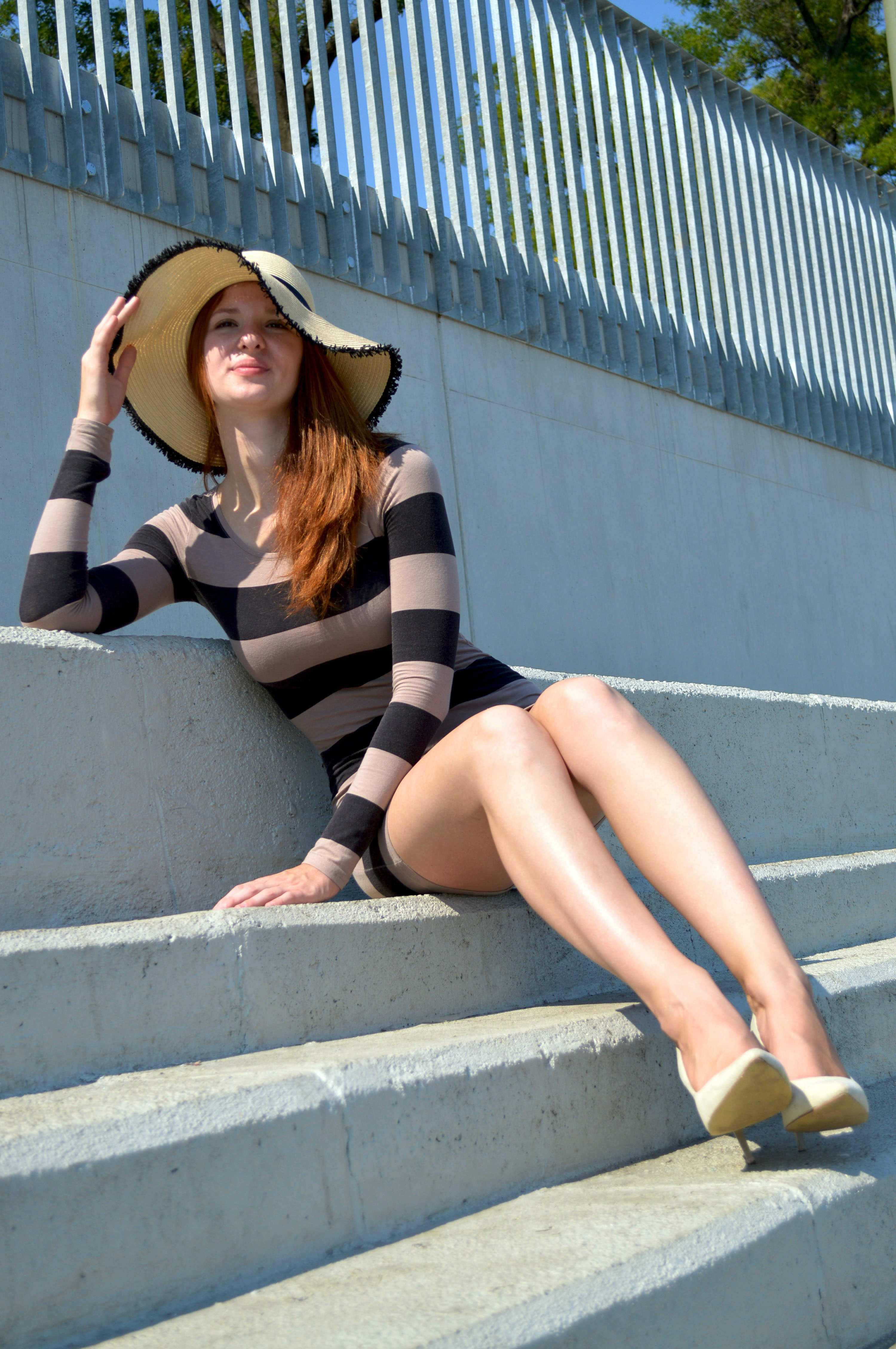 Laura Hoffmann's Model portfolio