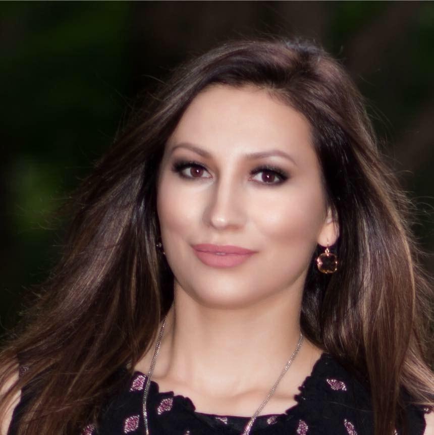 Nina Ruseva's Model portfolio