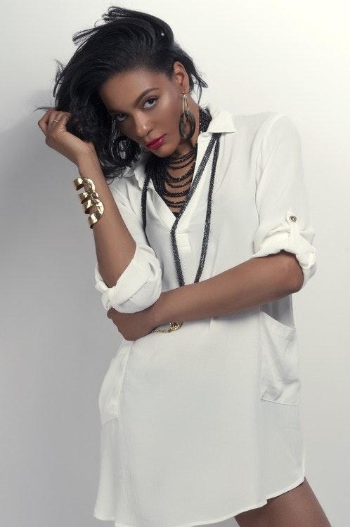 Cyrene Renee's Model portfolio