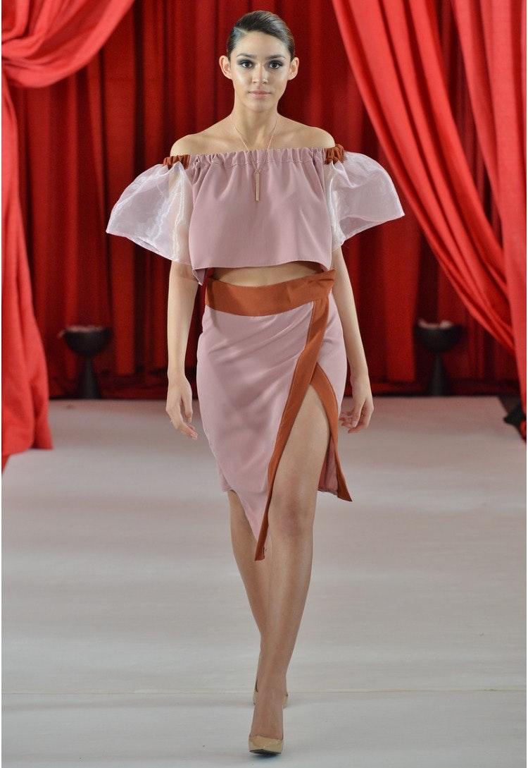 Gabriela Bernal's Model portfolio