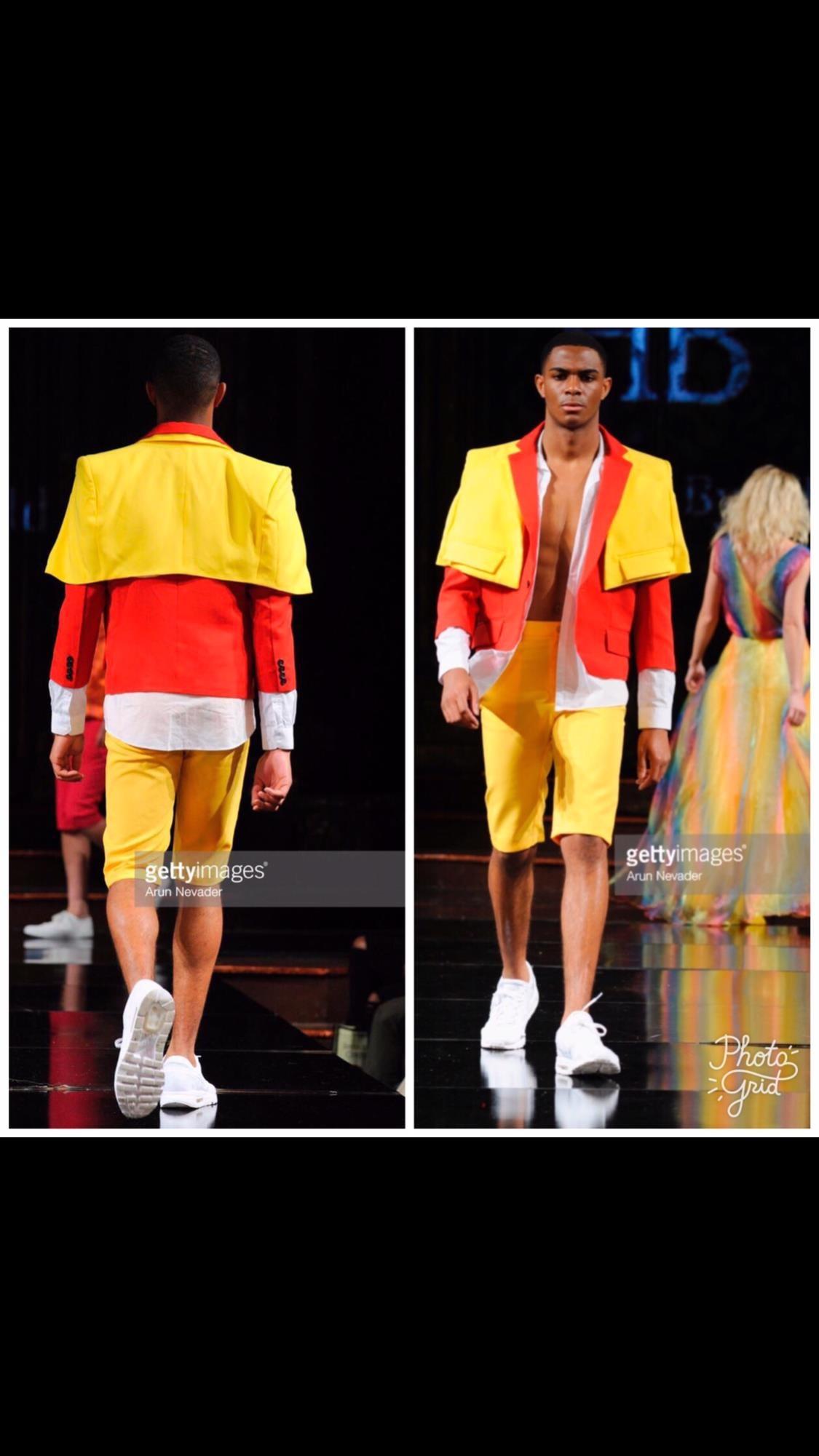 Noah Jackson's Model portfolio