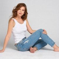 Anna Zi's Model portfolio
