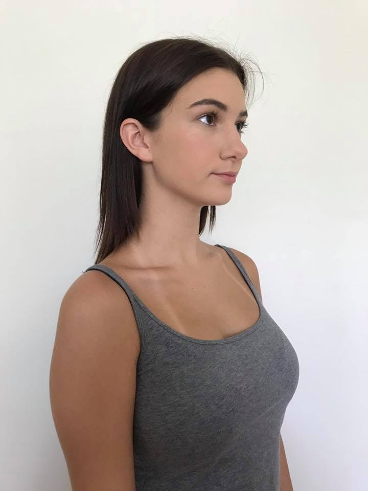 Georgia Jane Dunn's Model portfolio