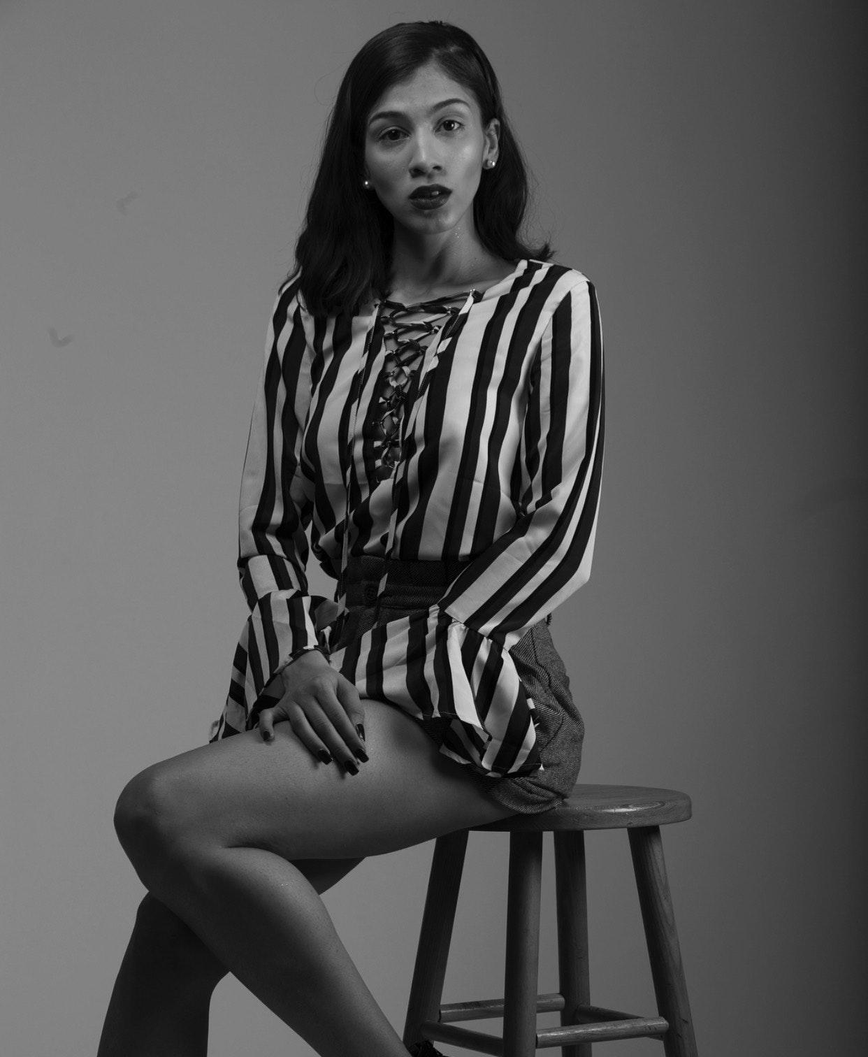 Nathysha's Model portfolio