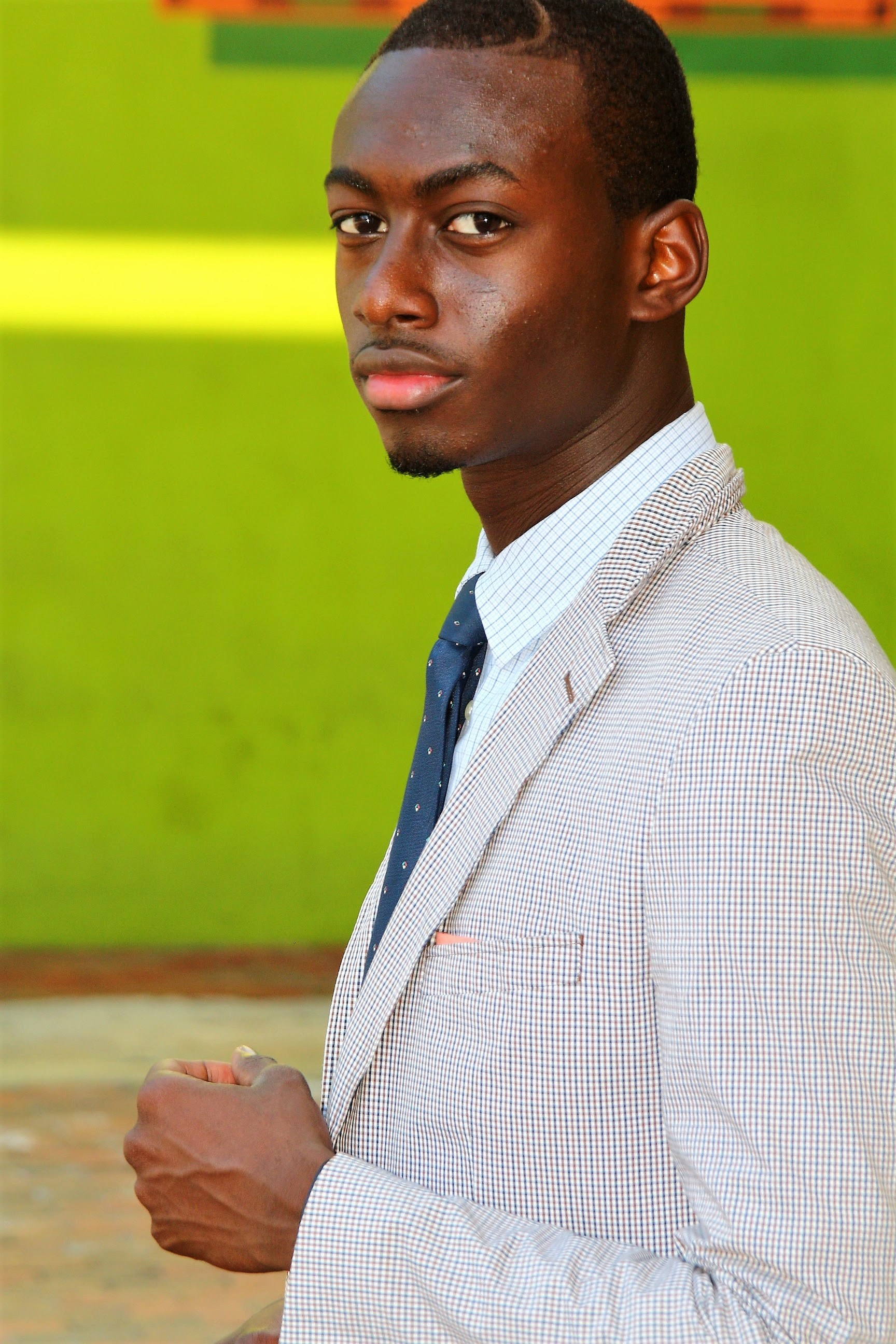 Joshua Josey's Model portfolio