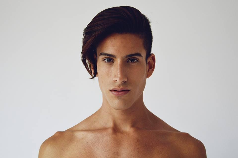 Salvador Avena's Model portfolio