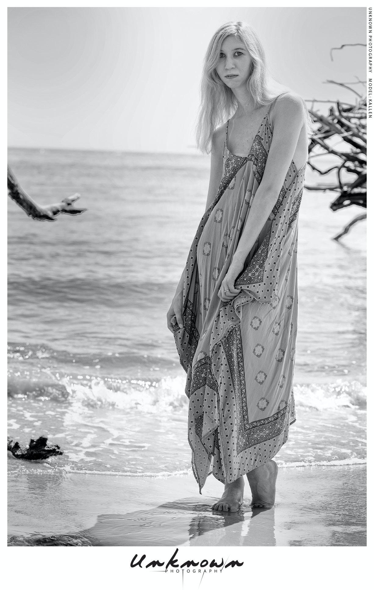 Callie Berg's Model portfolio