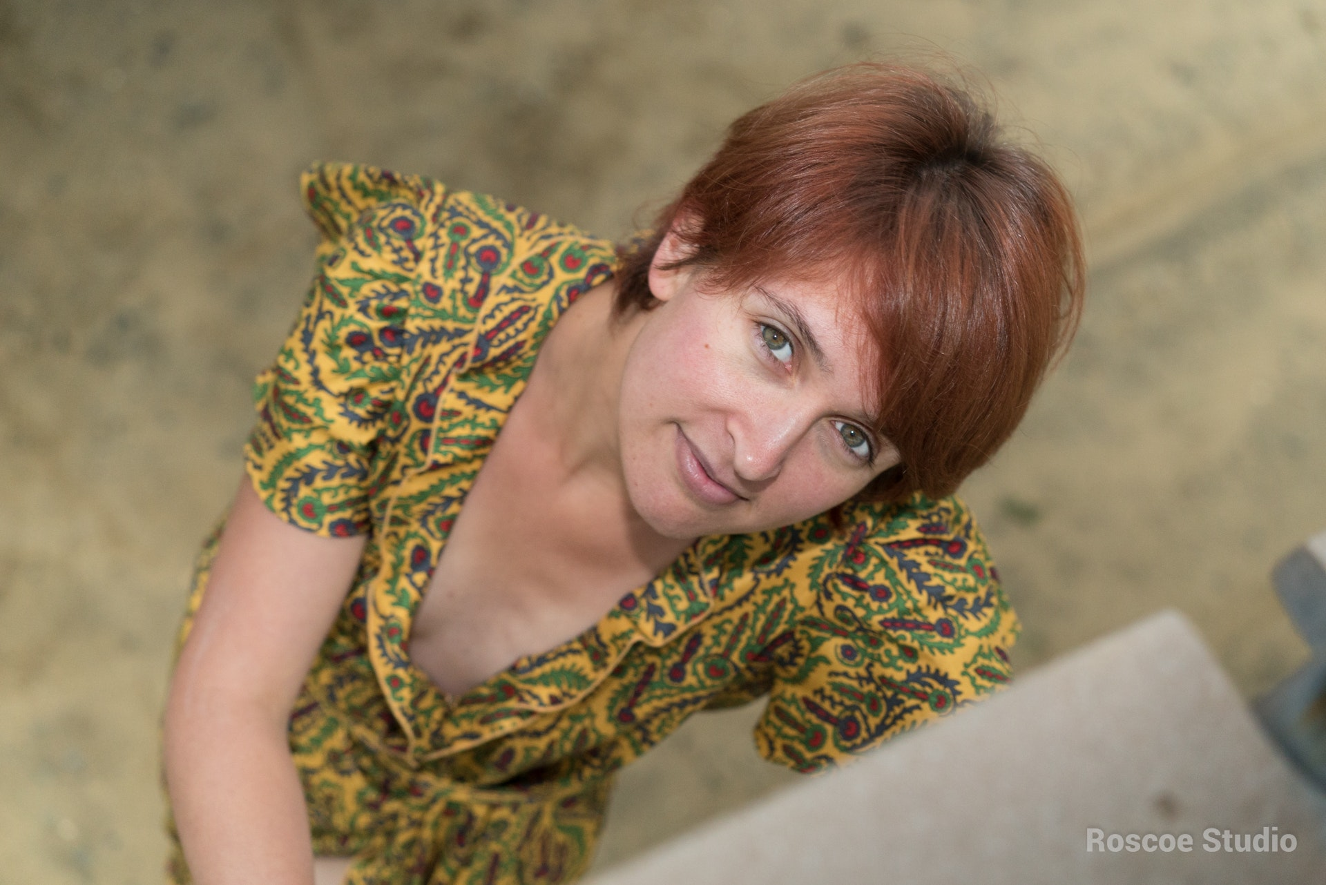 Heather Tanner's Model portfolio