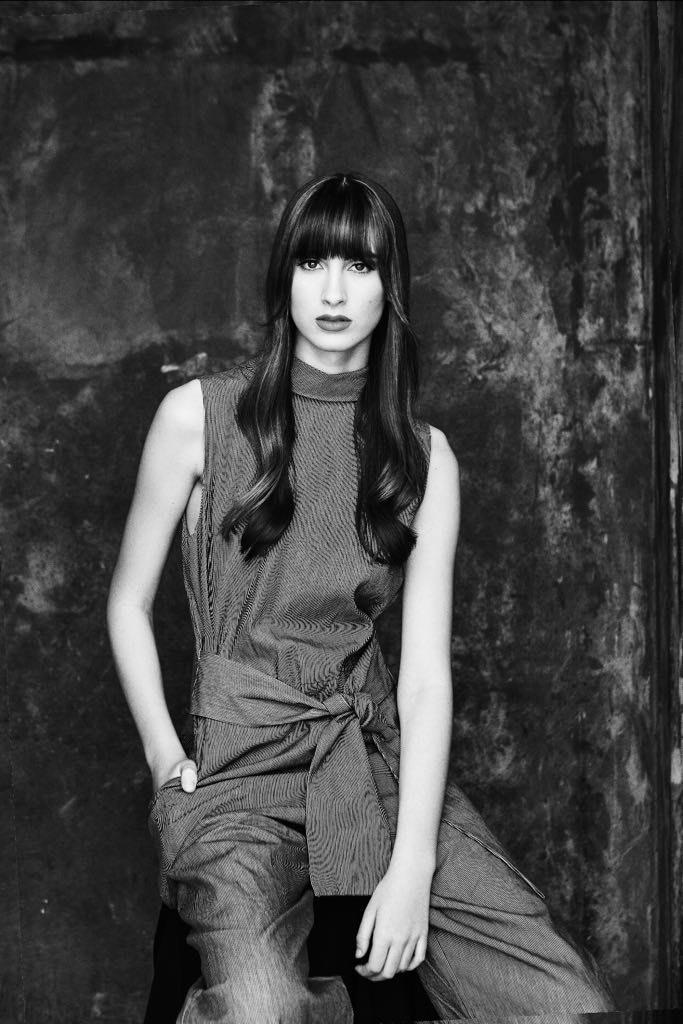 Aaron Madariaga's Model portfolio