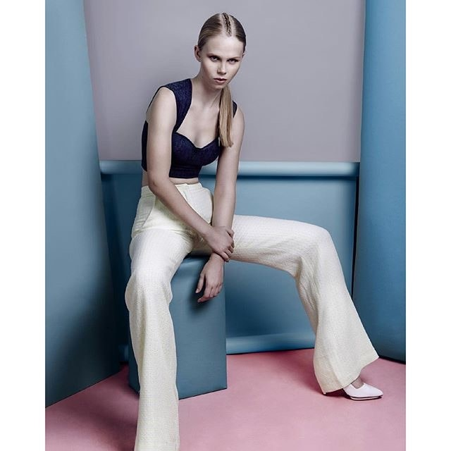 Tegan's Model portfolio