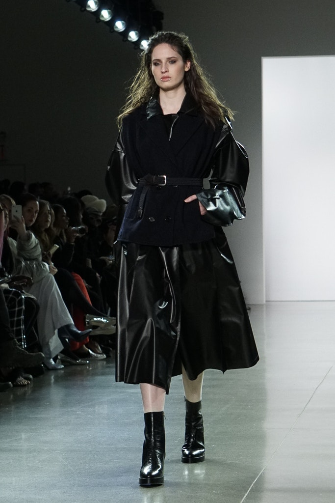 Yajun Fall/Winter 2018 NYFW