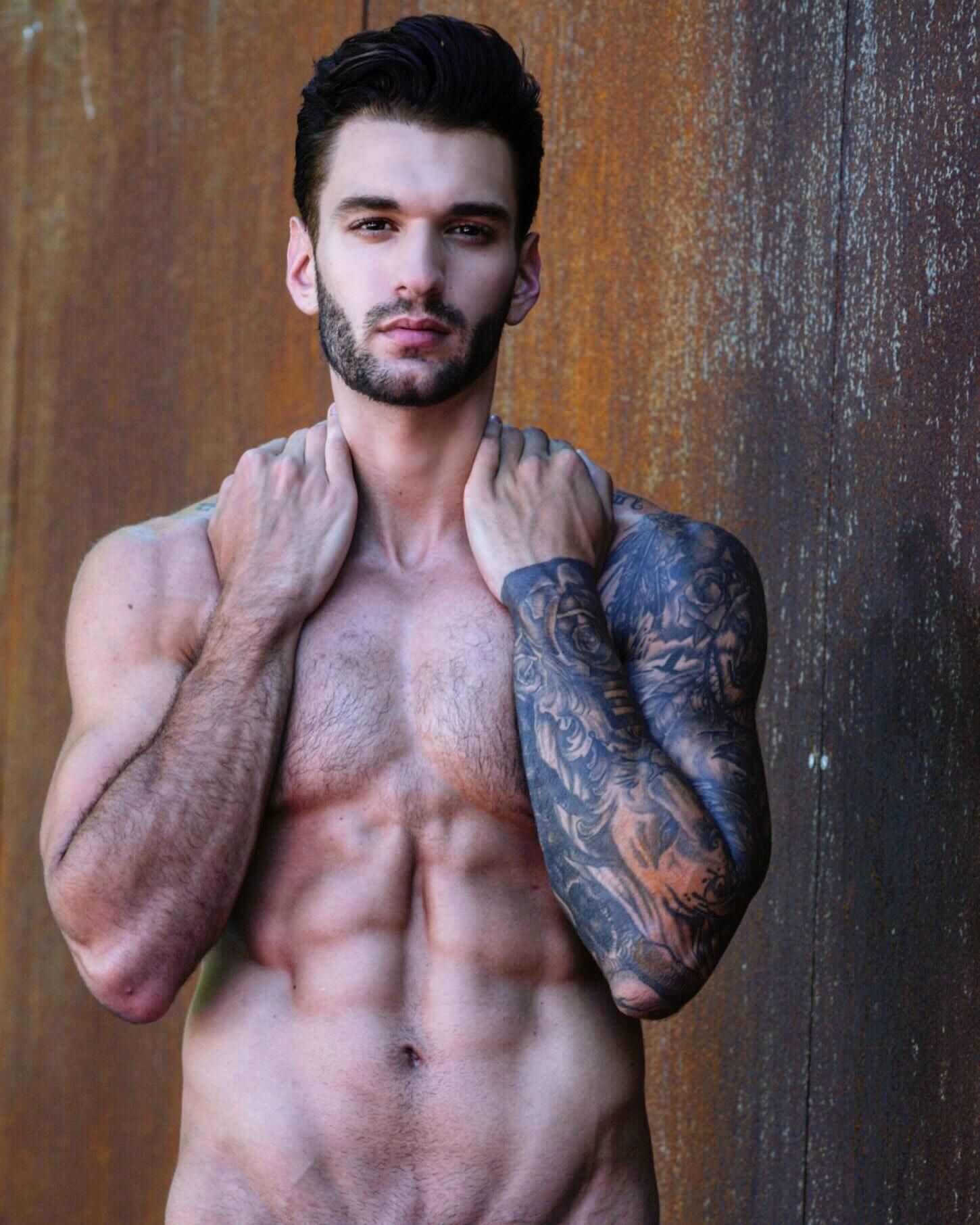 Brian Matarese's Model portfolio