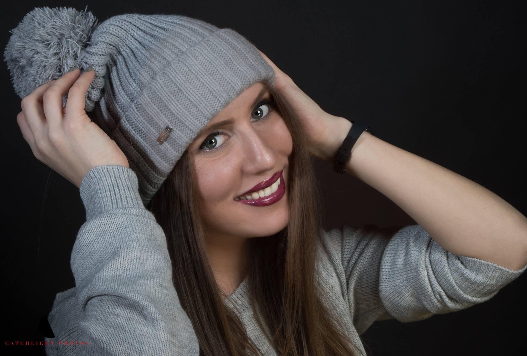 Yulka Mayatskaya's Model portfolio