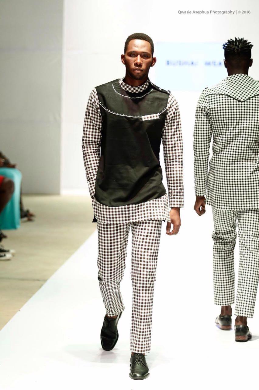 George Ametepe's Model portfolio