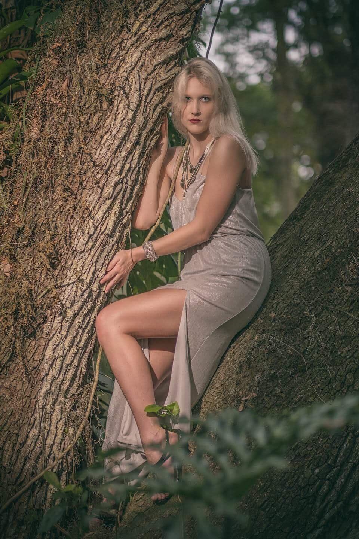 Lexi Gauslow's Model portfolio