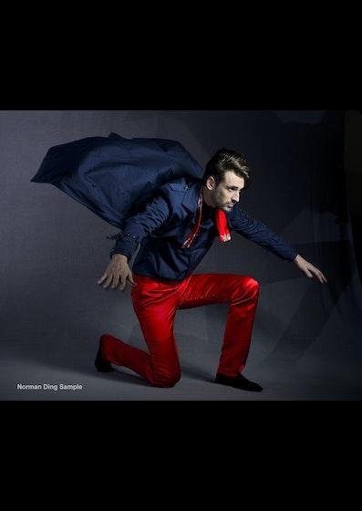 Fashion Editorial shooting Malan Breton for Social the Lifestyle Magazine