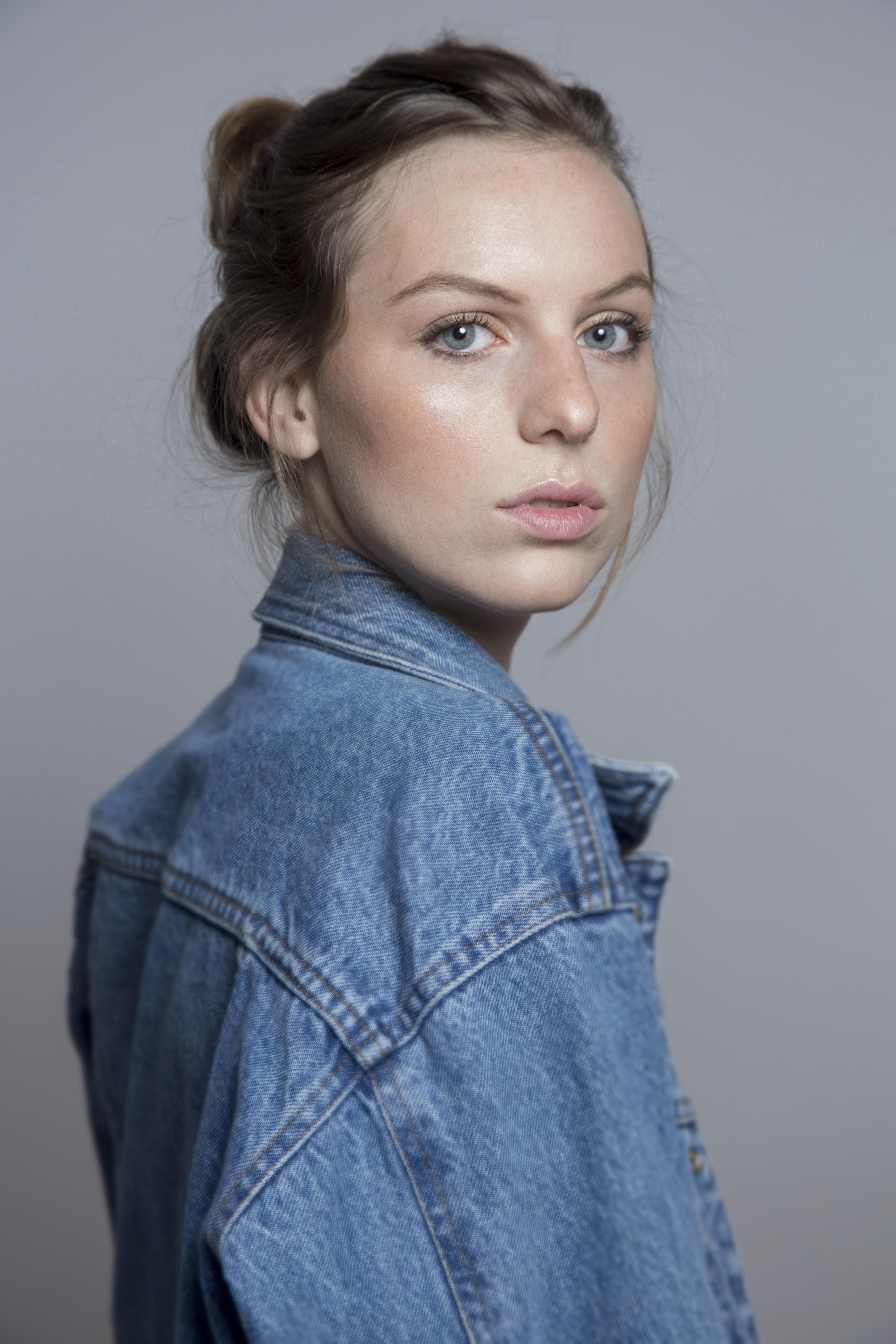 Abigail Rae's Model portfolio