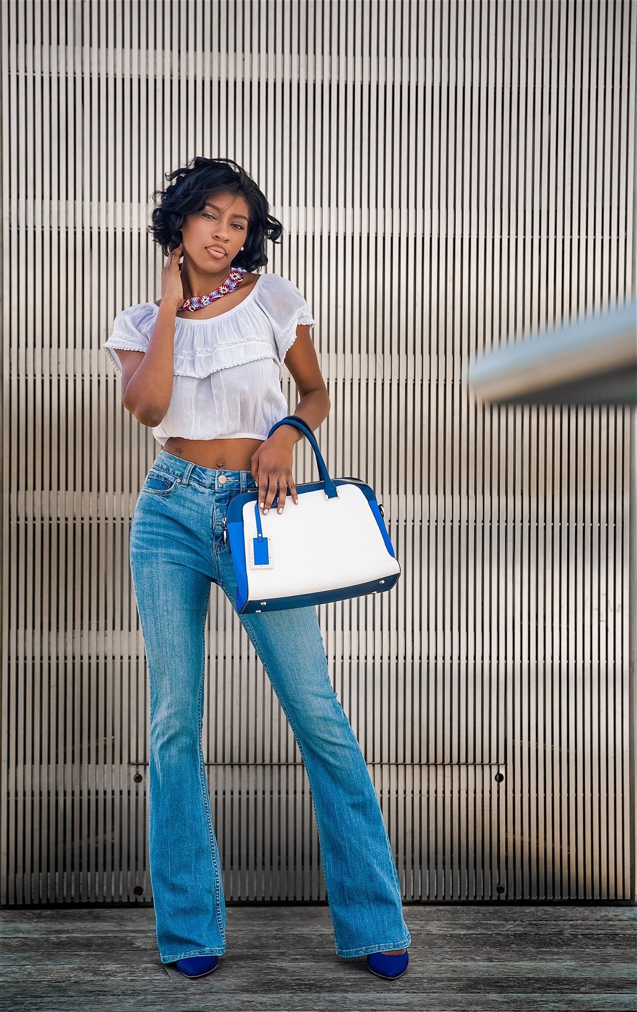 Melvena's Model portfolio