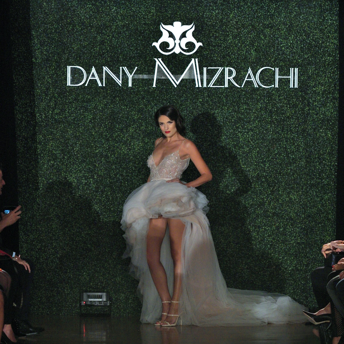 Dany Mizrwchi SS2017 Bridal collection