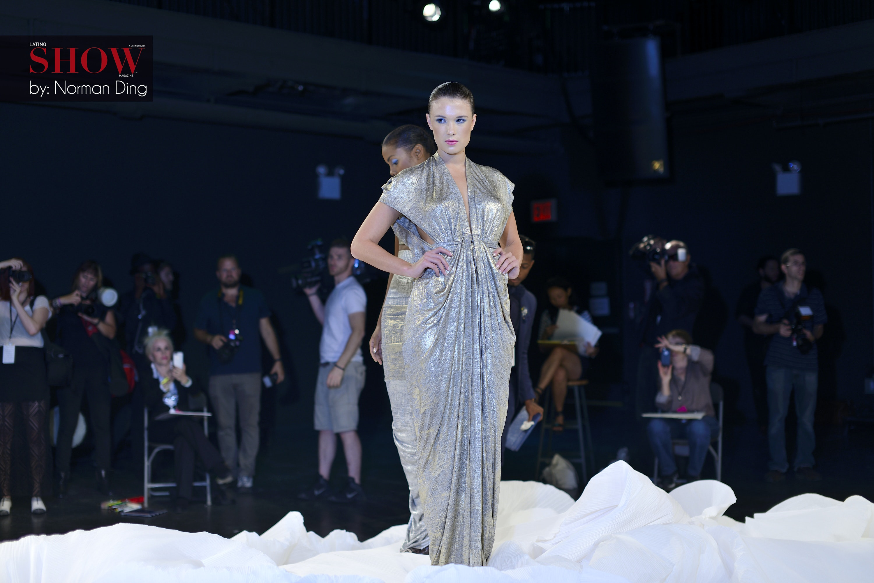 CZAR by Cesar Galindo at MBFW