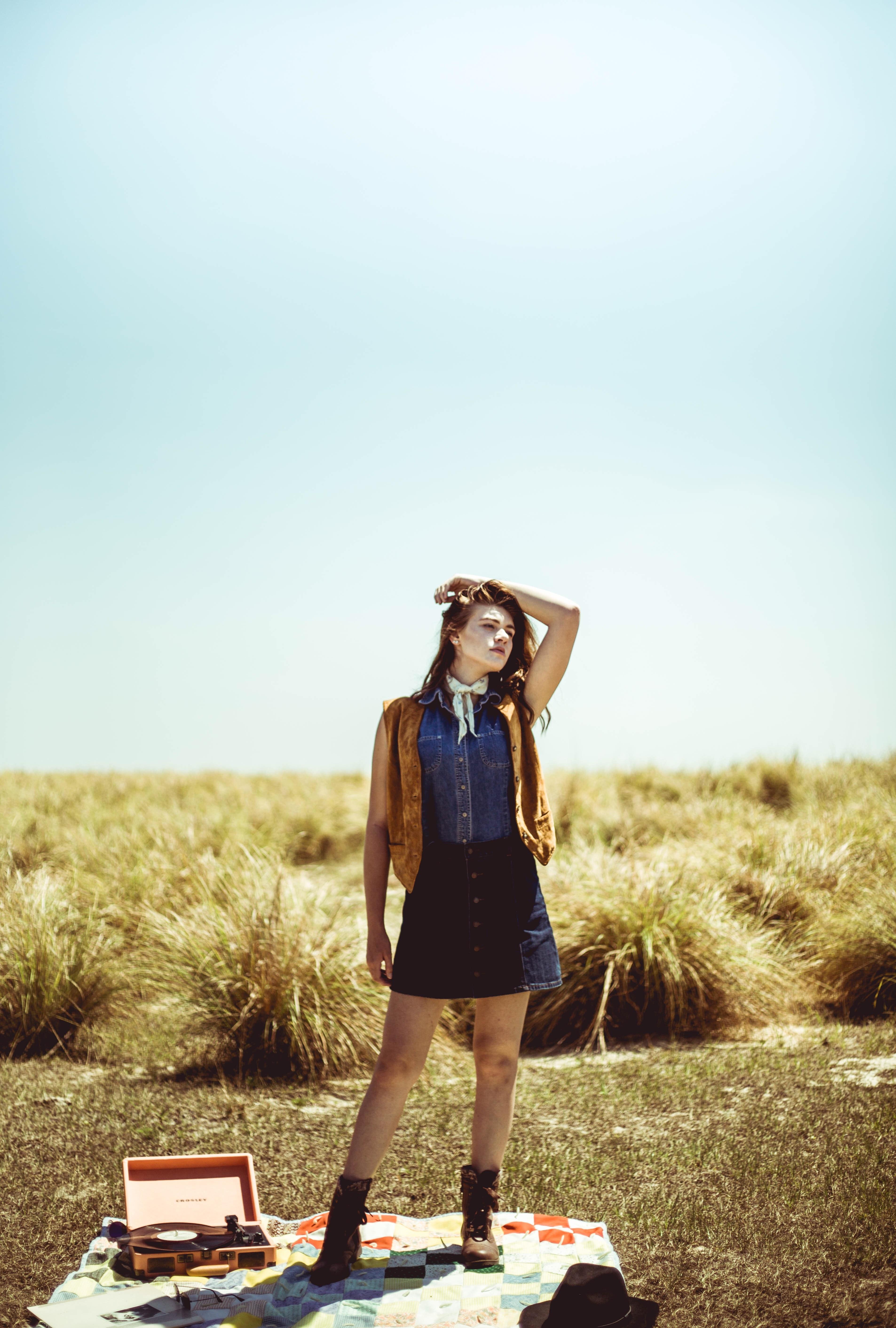 DeAngela Bauer's Model portfolio