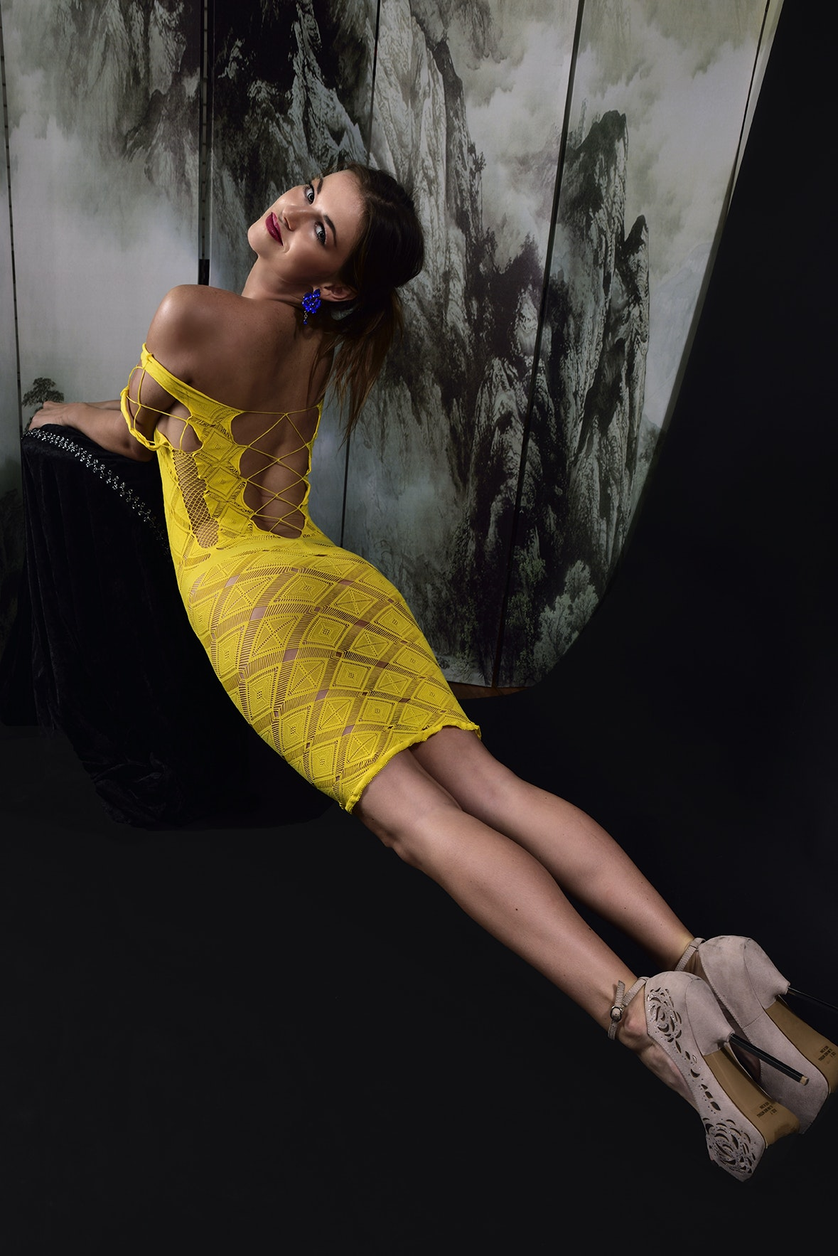 Elizabete Giptere's Model portfolio