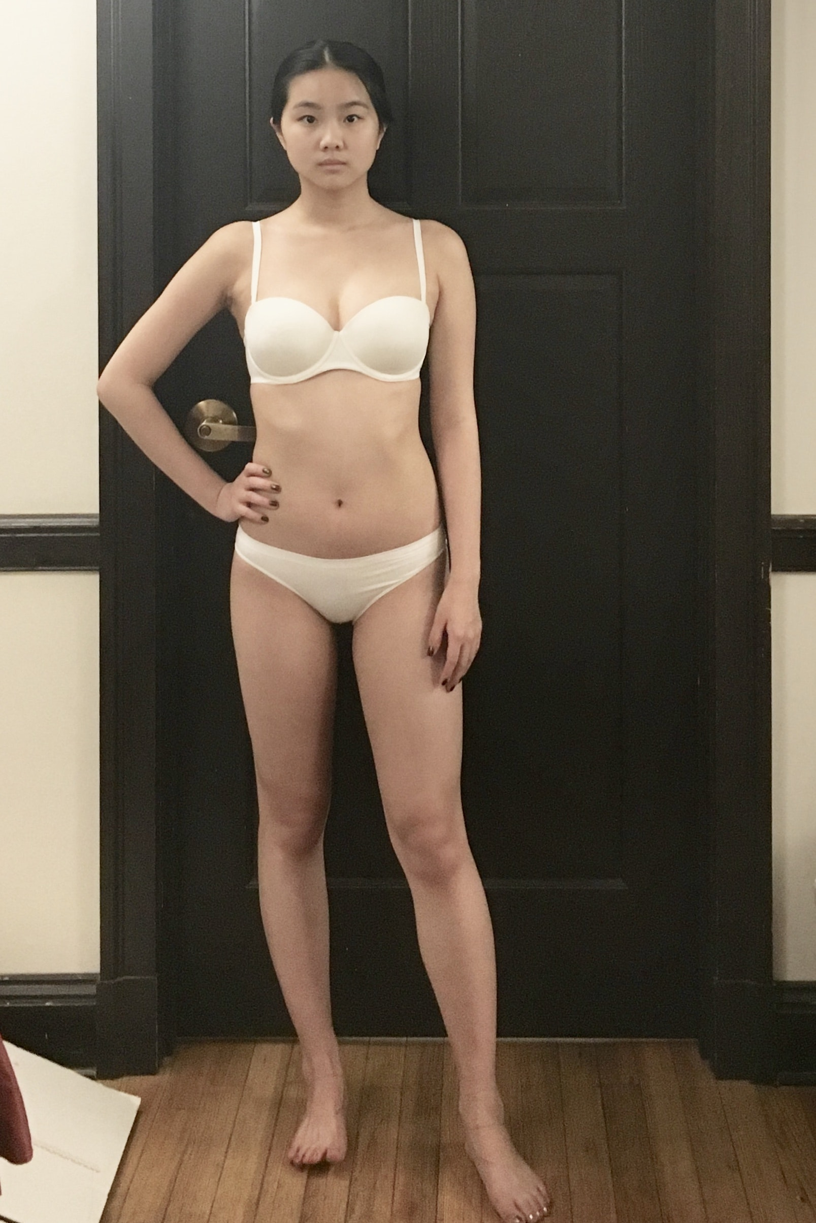 Kathy Zhang's Model portfolio