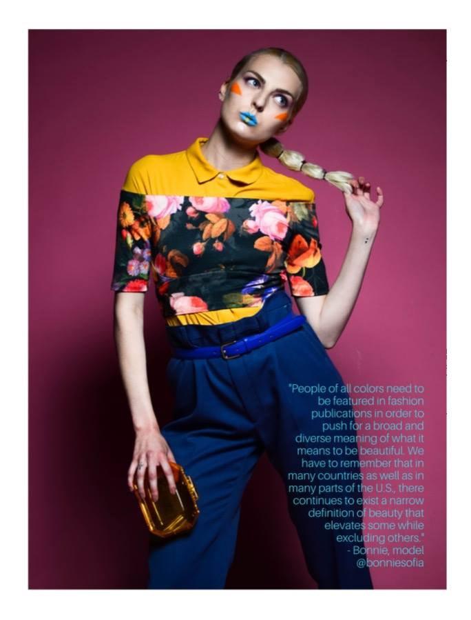 Bonnie Sarigianis's Model portfolio