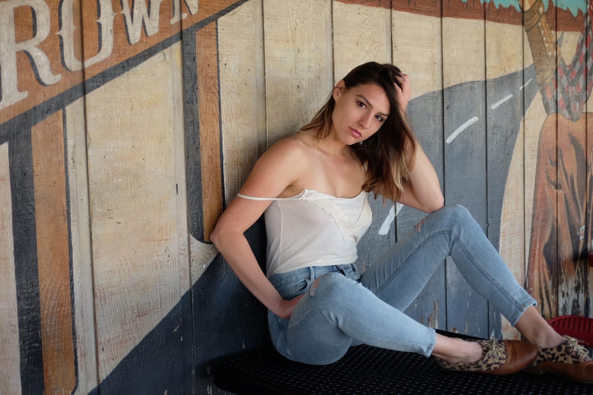Amber Carollo's Model portfolio